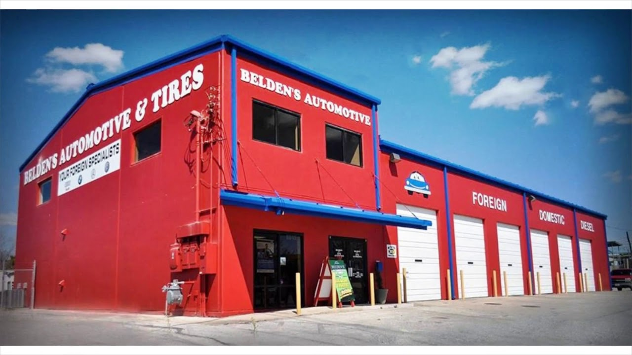 Belden's Mechanic Shop in Boerne, TX