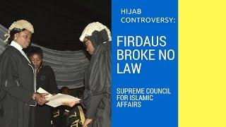 Video Hijab at Call to Bar: Firdaus Broke no Law - NSCIA download MP3, 3GP, MP4, WEBM, AVI, FLV Agustus 2018