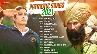 Salaam India - Full Album | Patriotic Songs - 2021| Bharat Ki Beti, Teri Mitti, Vande Mataram & More