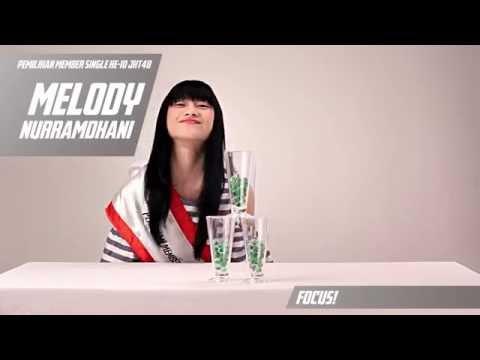 Melody (Team J) - Pemilihan Member Single Ke-10 JKT48