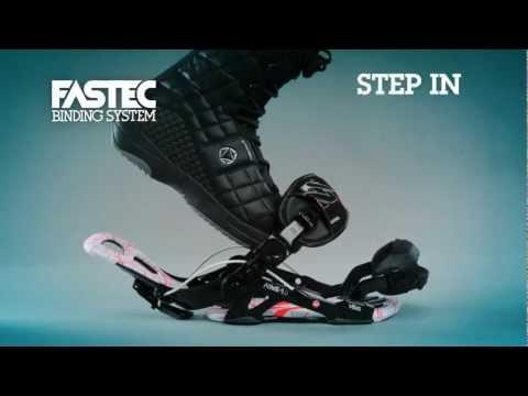 Fastec Prime Alu - Volkl Snowboards Product Video 2012