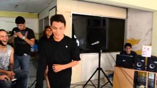 Mayta Mc vs Mc Quiatra - 2da ronda (BATALLA A PUERTA CERRADA) Pto Ordaz.