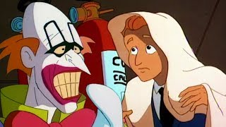 Batman: The Animated Series | Birthday Surprise | DC Kids