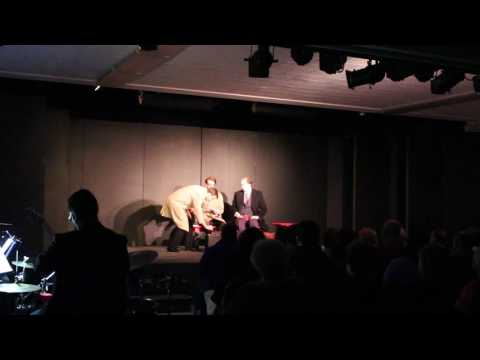 Cabaret Act 1, Scene 2 (Train Scene)