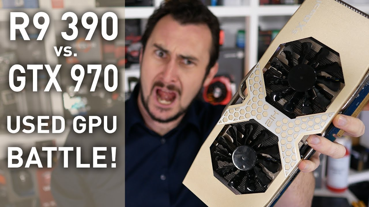Radeon R9 390 vs  GeForce GTX 970: Still Worth Buying?