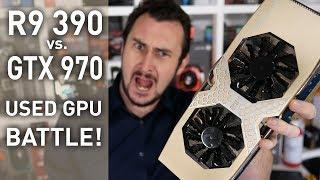 Скачать Radeon R9 390 Vs GeForce GTX 970 Still Worth Buying