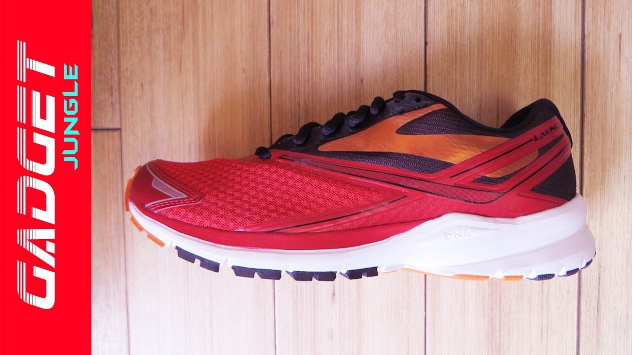 3b5063cb1dd8d Best Running Shoes 2019 - BROOKS LAUNCH 4 Review - YouTube