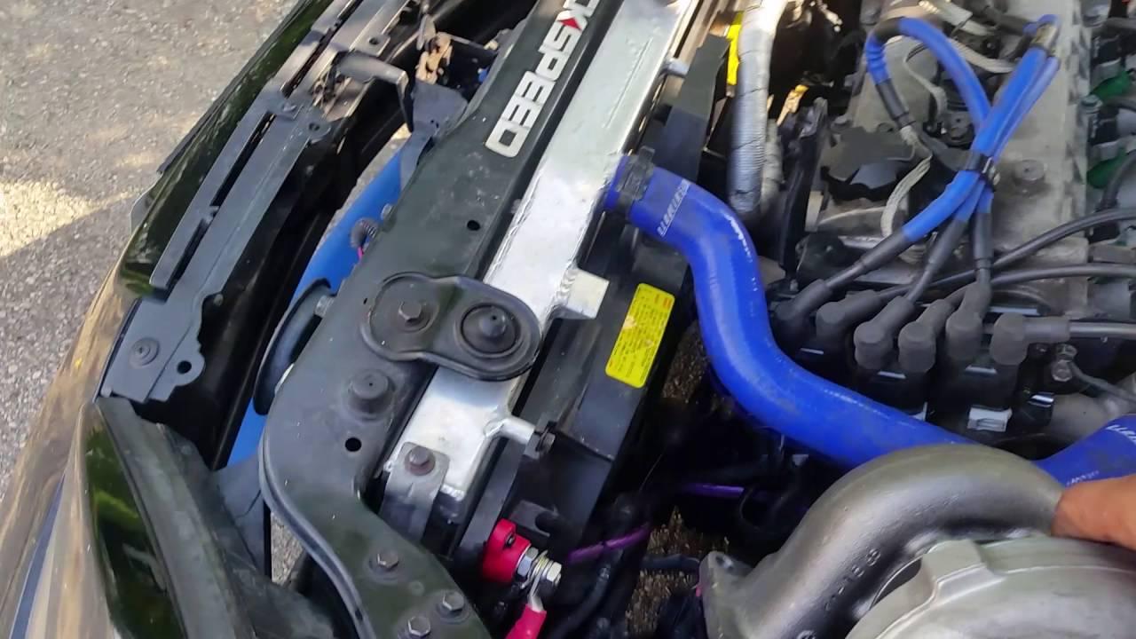 05 Hyundai Tiburon Gt Battery Relocation Update