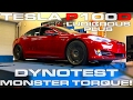 Tesla Model S P100D Ludicrous Plus Dyno Testing on a Mustang Dyno