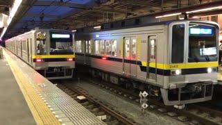 東武20400型「栃木ブレックス」ラッピング@栃木 21411F 元日比谷線直通車