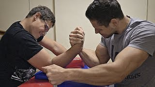 MY LOSSES - ARM WRESTLING MOTIVATION