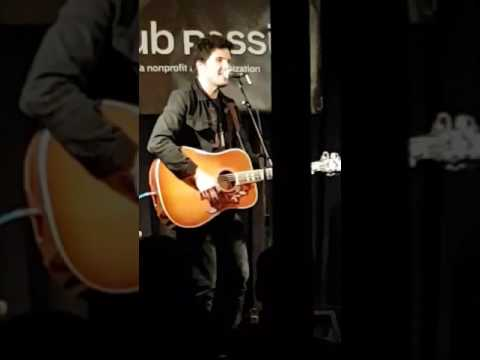 JAN 26  Brian Dunne (Bank of America protest song)