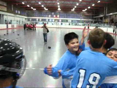 2011 Metro Minor ballhockey PeeWee champions.wmv
