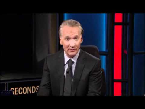 Bill Maher: Who is Saul Alinsky? And Why do Republicans Make Obama into a President He is Not?