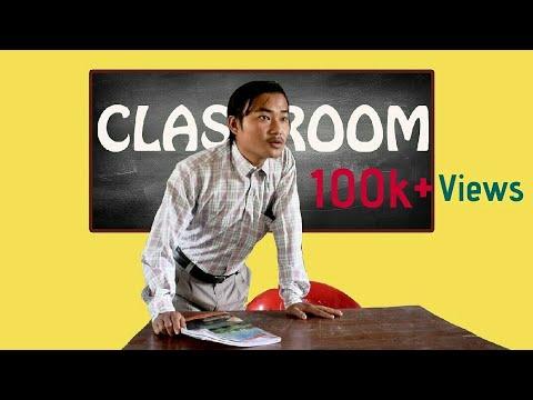 CLASSROOM |North east comedy video| |Kindavines|