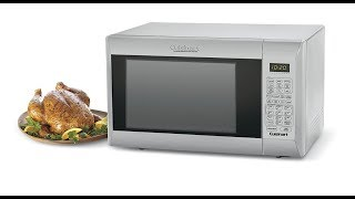 Top Cuisinart CMW 200 1.2 Cubic Foot Convection Microwave Oven