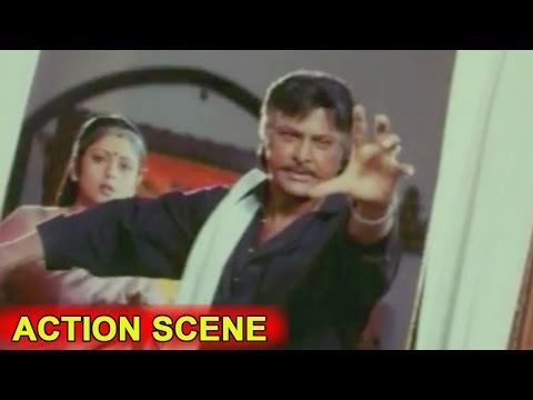 Mohan Babu Action About His Family Property Issue || Rayalaseema Ramanna Chowdary Telugu Movie ||