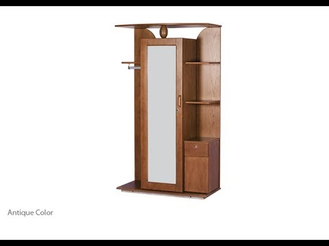 Wardrobe With Dressing Table And Hanger Styles Ideas Hatil Furniture