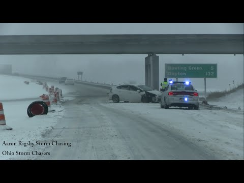 Bowling Green, Ohio Winter Storm-2/1/2015