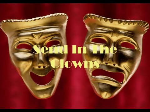 Send In The Clowns ~ A Little Night Music ~ Judy Collins