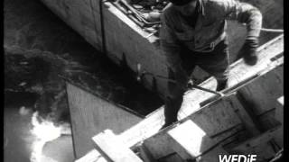 Energia - film o budowie zapory solińskiej z 1968 roku