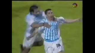 Gimnasia vs Racing Club  - Apertura 1998 (0-2)