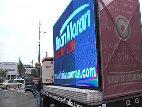 Vote Brian Moran Today!