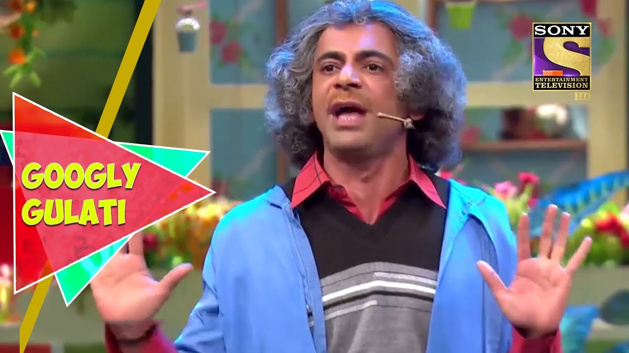 Gulati's Fight With Kapil | Googly Gulati | The Kapil Sharma Show