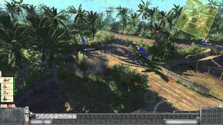 Let's play Men of war vietnam part 1 Playthrough and Commentary