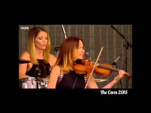 The Corrs 2015 - Toss the feathers