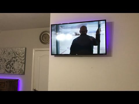 Mounting Our Bedroom TV