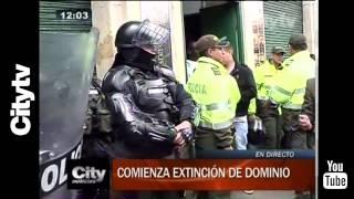 Citytv: Inicia extinción de dominio en el centro de Bogotá