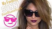 0cf4921e10 Cheap   Unique  Sunglass Spot Review - YouTube