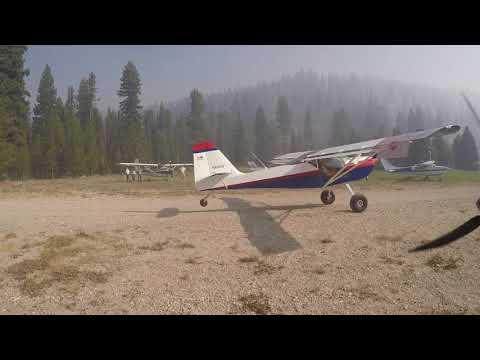 Kitfox IV - Aeroset floats by TheSunnAir