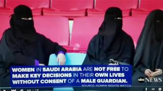 Female Robot gets Citizenship in Saudi Arabia while Human Rights are Violated...