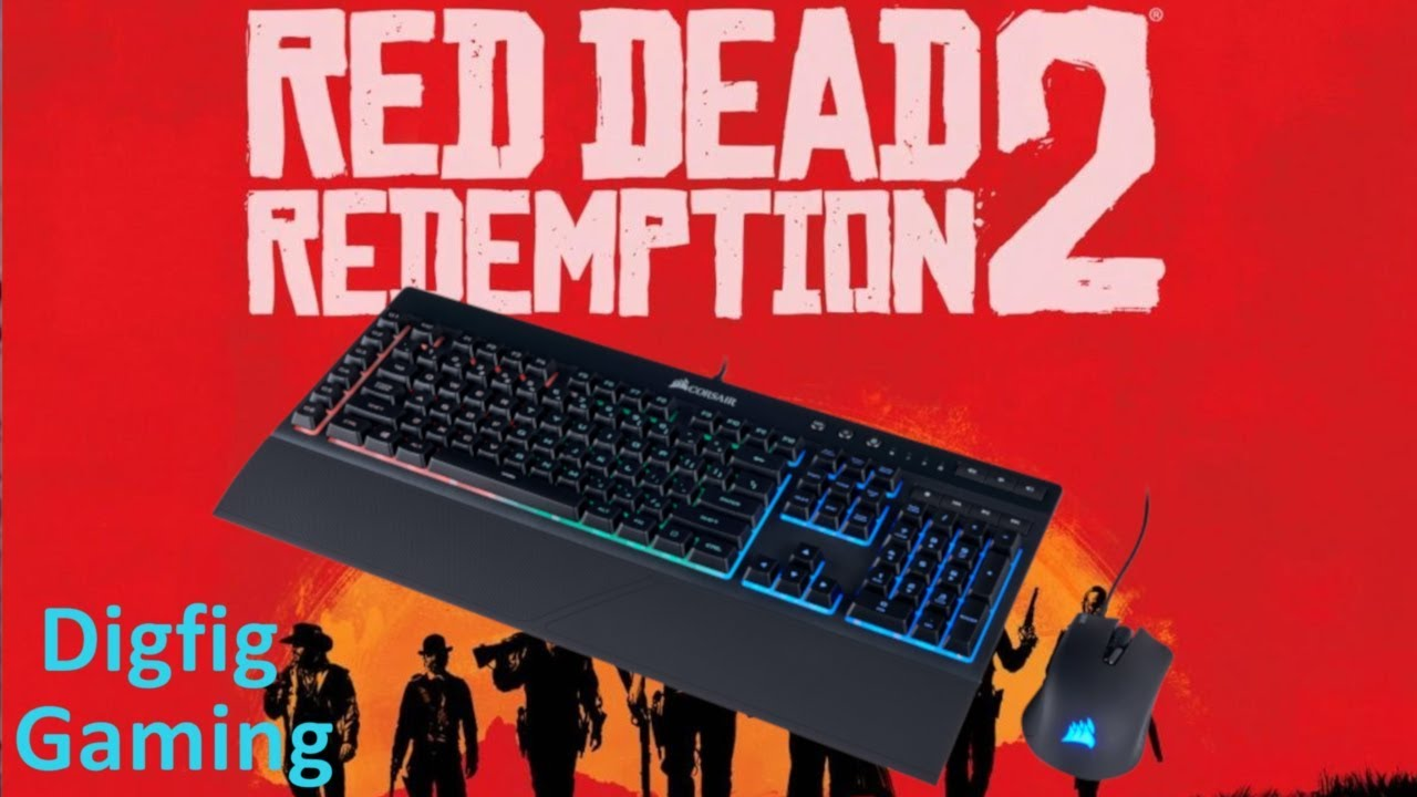How To Play Red Dead Redemption 2 With Mouse Keyboard Youtube