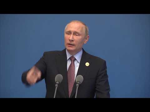 Putin: Russia Is Not Afraid of Any Country in the World, Including China!