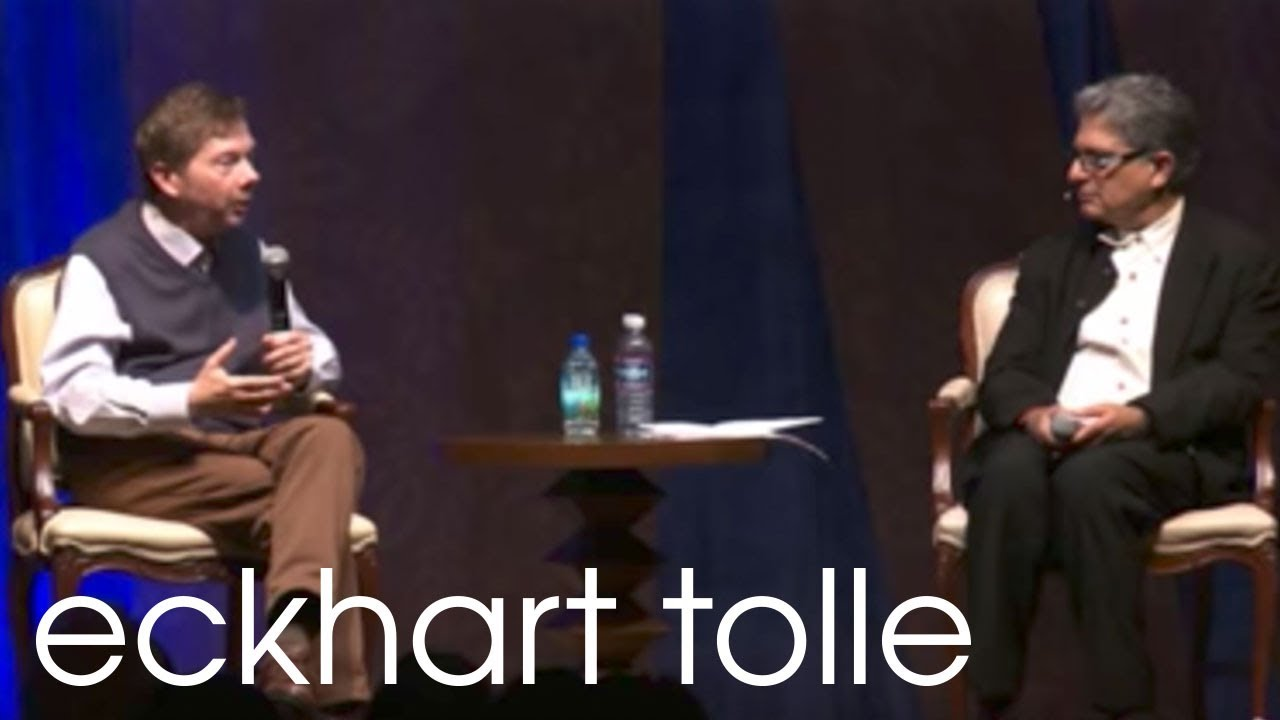 S.T.O.P: A Conversation With Eckhart Tolle And Deepak Chopra