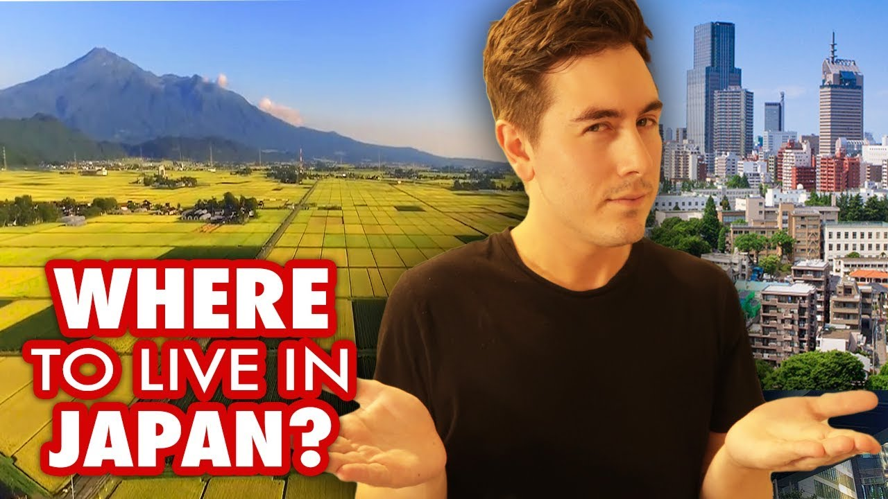 Where's the Best Place to Live in Japan? City vs. Countryside 5
