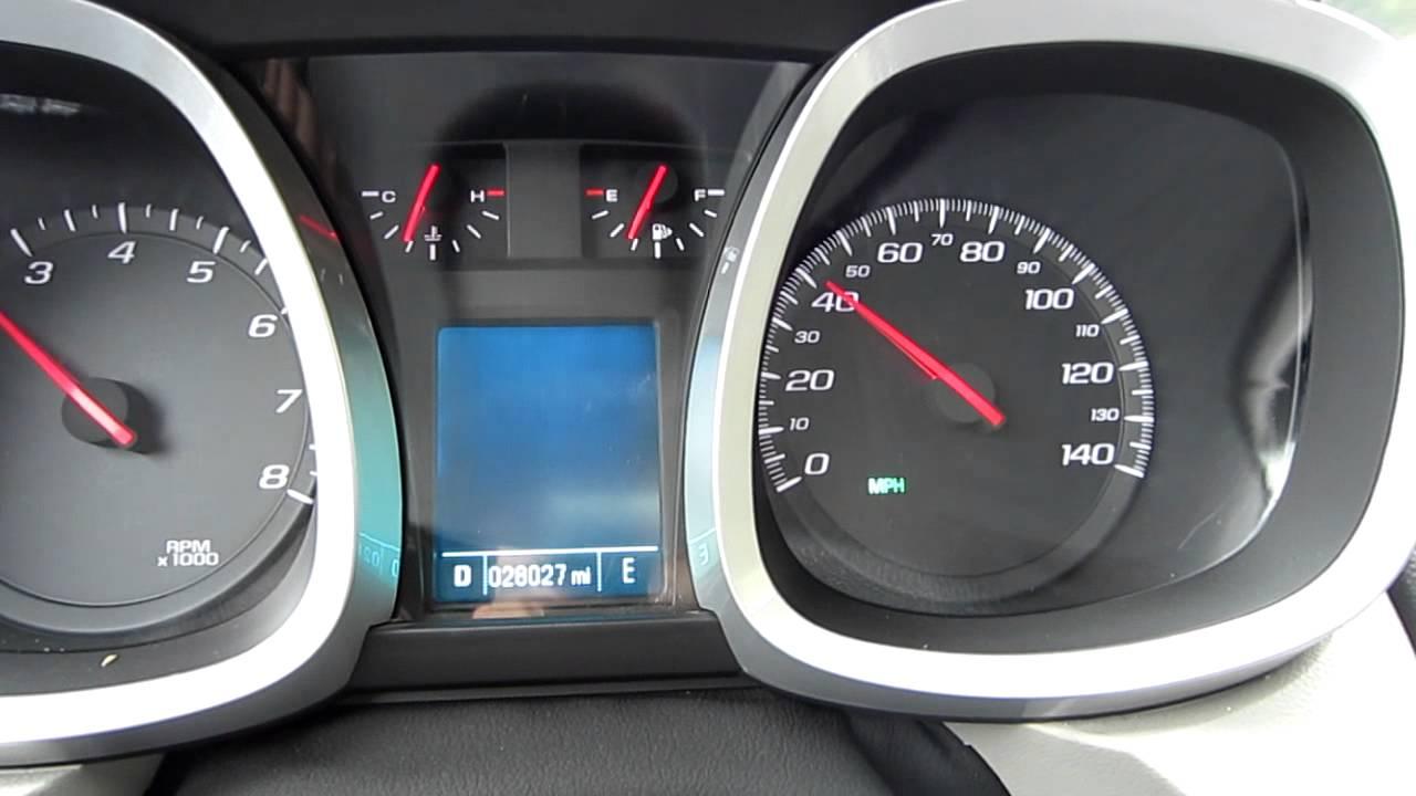 2012 gm chevrolet equinox suv test drive 40 to 45 mph road noise youtube. Black Bedroom Furniture Sets. Home Design Ideas