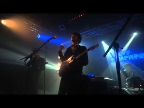 Kid Congo - I'm Cramped & For The Love Of Ivy - Live @ Le Point FMR - 16-04-2013