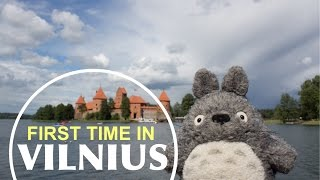 Totoro in Lithuania | Trakai castle & Vilnius(Watch Totoro the Traveller visiting Trakai castle and exploring narrow streets of Vilnius old town, Uzupis republic and some artsy objects! Please make sure to ..., 2016-08-02T11:27:32.000Z)