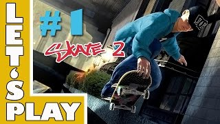 (Let's Play) Skate 2 - Ep. 1 | FR [PS3]