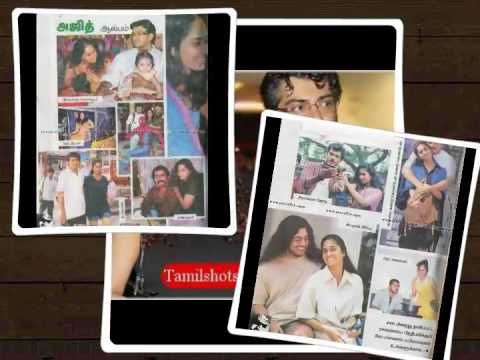 Ajith Family Photo Album Really Good One.flv - YouTubeAjith Family Album