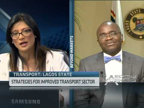 Solutions for Transport, Infrastructure and Investment in Lagos State
