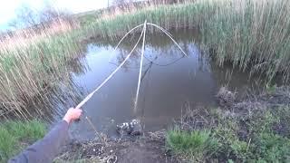 Рыбалка на паук 03 05 2021