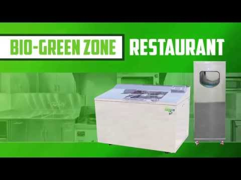Milen Bio Green Food Waste Disposer