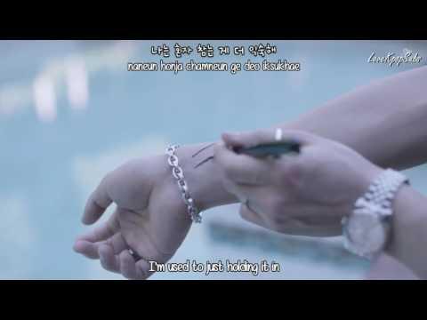 Jonghyun ft. Taeyeon - Lonely MV [English subs + Romanization + Hangul] HD