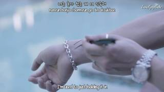 Jonghyun ft. Taeyeon - Lonely MV [English subs + Romanization + Hangul] HD