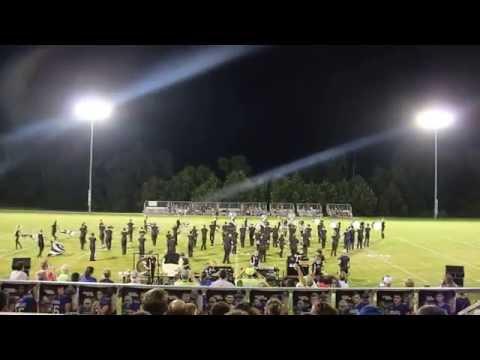 2016 Bullitt East High School Marching Band